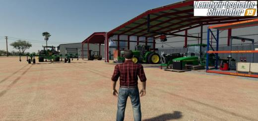 Photo of FS19 – California Central Valley Map V2
