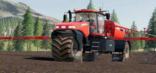 Photo of FS19 – Case Ih Titan 3540 Self-Propelled Spreader V1