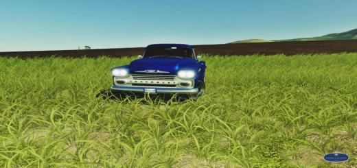 Photo of FS19 – Chevrolet Apache 1958 V1