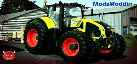 Photo of FS19 – Claas Axion 900 Tractor V2