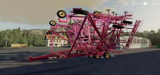 Photo of FS19 – Cultivator St 820 Mp V1