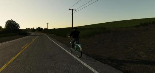 Photo of FS19 – Daru (Bicycle) Fix V1