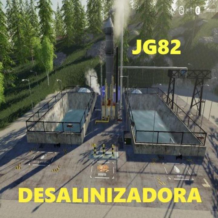 FS19 - Desalinizadora V1
