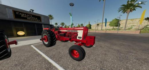 Photo of FS19 – Farmall 806/706 Tractor V1