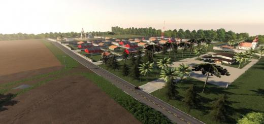 Photo of FS19 – Fazenda Bl Map V1