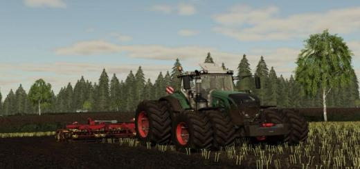 Photo of FS19 – Fendt 900 Vario S4 Tractor V1.0.0.1