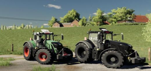 Photo of FS19 – Fendt 900 Vario S4 Tractor V1