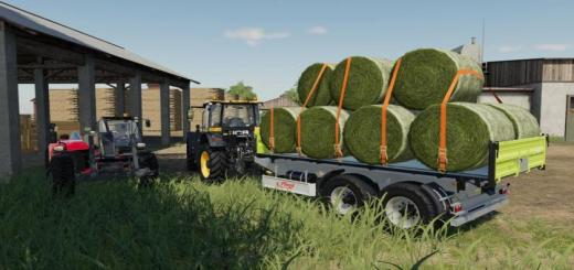 Photo of FS19 – Fliegl Trailer Pack V1.2