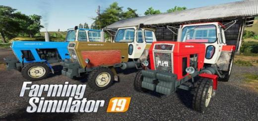 Photo of FS19 – Fortschritt Zt 300-C Tractor V1