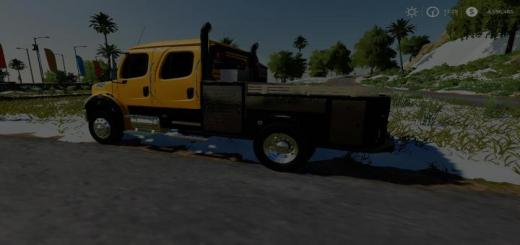 Photo of FS19 – Freightliner M2 V1