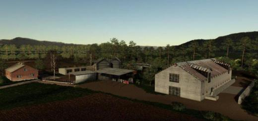 Photo of FS19 – Glusiowo Poprawka Map V1