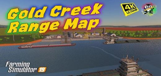 Photo of FS19 – Gold Creek Range Map V2.0.0.2