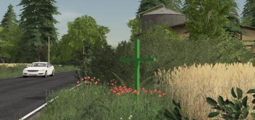 Photo of FS19 – Green Cross V1