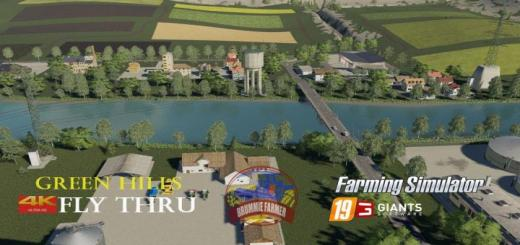 Photo of FS19 – Greenwich Map V1