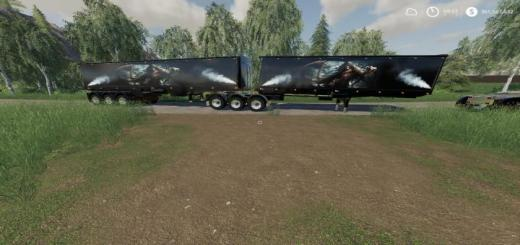 Photo of FS19 – Grimm Truck & Trailers V1