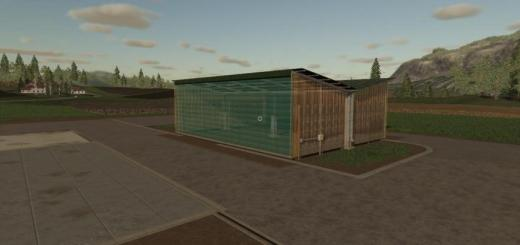 Photo of FS19 – Haywarehouse V1