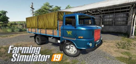 Photo of FS19 – Ifa W50 L/sp With Ual V1