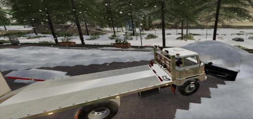 Photo of FS19 – Ifa W50 Tow Truck Update/fix V1.1.1