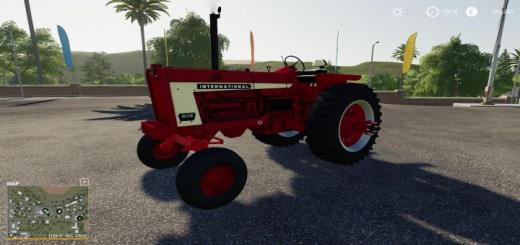 Photo of FS19 – Ih 806 Tractor V1