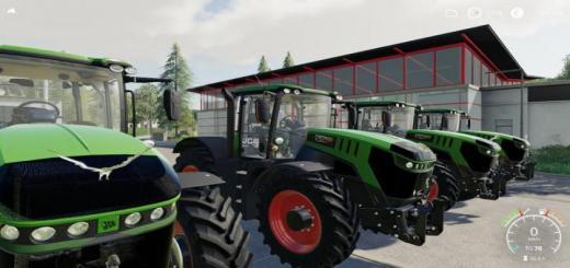 Photo of FS19 – Jcb Fastrac 8330 Tractor V1.0.1.4