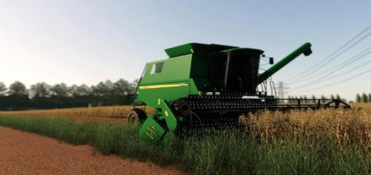 Photo of FS19 – John Deere 1550 V1