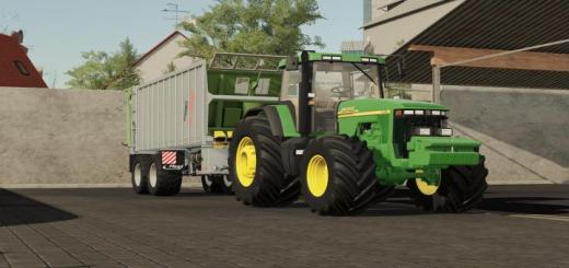 Photo of FS19 – John Deere 8000/8010 Tractor V1