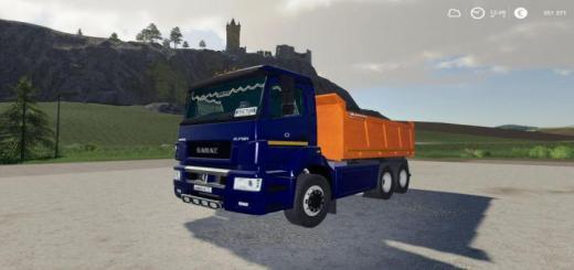 Photo of FS19 – Kamaz 6520 Truck V1