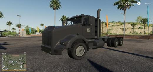 Photo of FS19 – Kenworth T800 Hauler V1