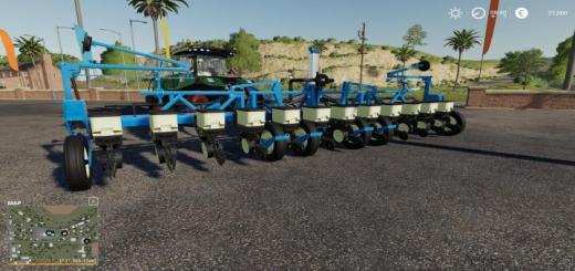 Photo of FS19 – Kinze 3600 12 Row Planter V1