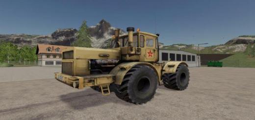 Photo of FS19 – Kirovez K-700 Tractor V1