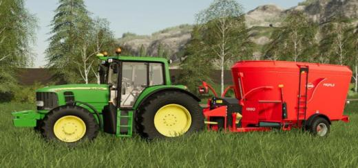 Photo of FS19 – Kuhn Profile 1880 V1