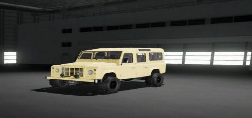 Photo of FS19 – Land Rover Defender 110 Station Wagon 2011 V1