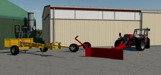 Photo of FS19 – Leveler Transportable V1