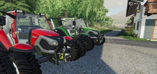 Photo of FS19 – Lindner Lintrac 90 V1