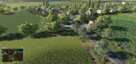 Photo of FS19 – Loesshuegelland Map V1