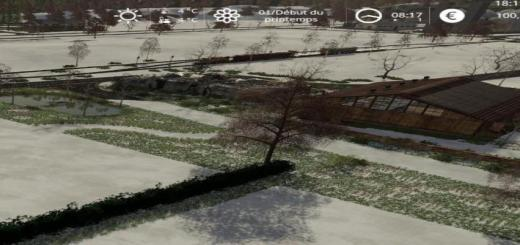 Photo of FS19 – Ma Petite Vallee Map V2