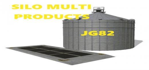 Photo of FS19 – Main Silo Multi Products V1
