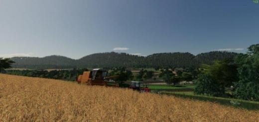 Photo of FS19 – Malopolska Wies Map V1.2.1