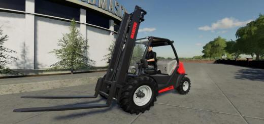 Photo of FS19 – Manitou Mc V1