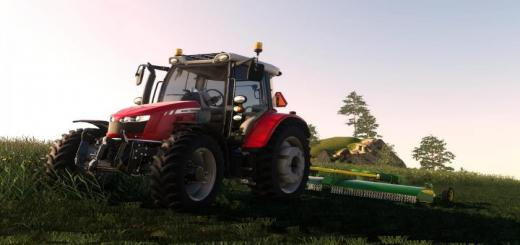 Photo of FS19 – Massey 5600 Us Tractor V2