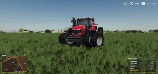Photo of FS19 – Massey Ferguson 8700 Us Tractor V1