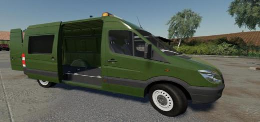 Photo of FS19 – Mercedes-Benz Sprinter 3X V1