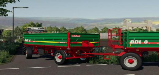 Photo of FS19 – Metaltech Dbl Pack V1.0.2.0