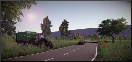 Photo of FS19 – Mill Landscape Midland Map V1.1