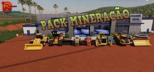 Photo of FS19 – Mineracao Pack V1