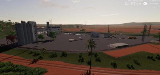 Photo of FS19 – Mining & Construction Economy Map V0.2