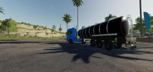 Photo of FS19 – Mks 32 Trailer V1