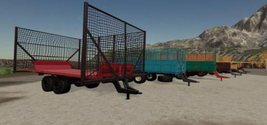 Photo of FS19 – Mmz-771B Trailer V1