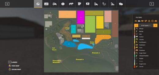 Photo of FS19 – Nevada-Za Early Access Map V1