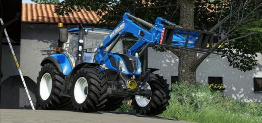 Photo of FS19 – New Holland 700 Tl Series V1